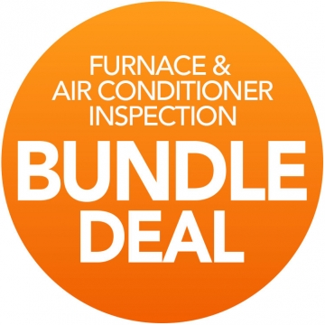 Furnace & Air Conditioner Inspection Bundle