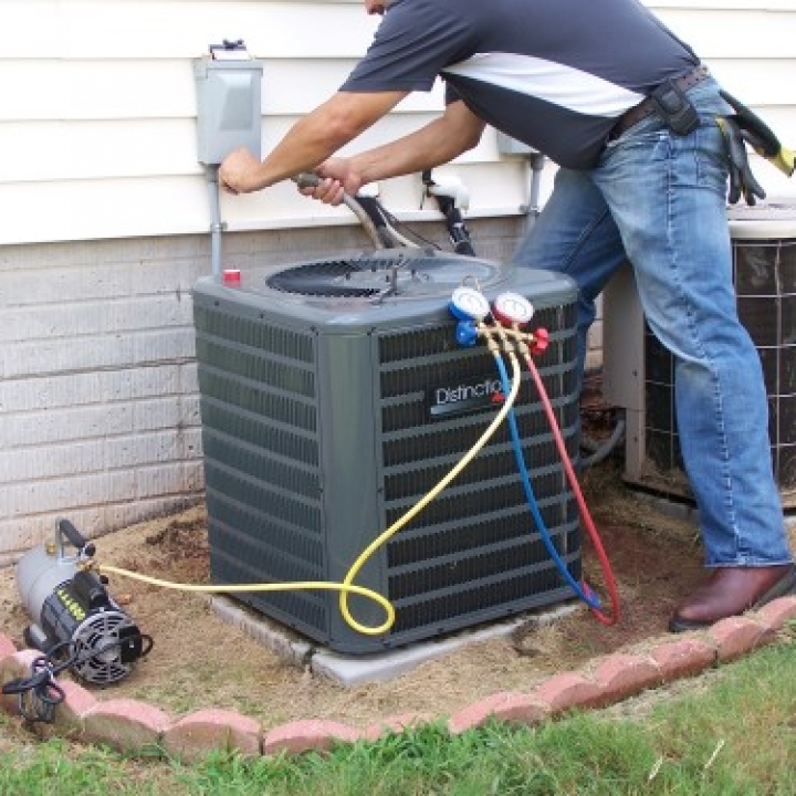 Residential HVAC